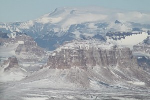 The sampling locations Nels has been to include Victoria Valley in the Dry Valleys. Photo: Nels