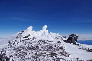Ice Tower Ridge, Erebus